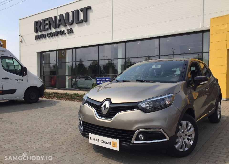 Renault Captur 1 właściciel, benzyna, SALON PL 1