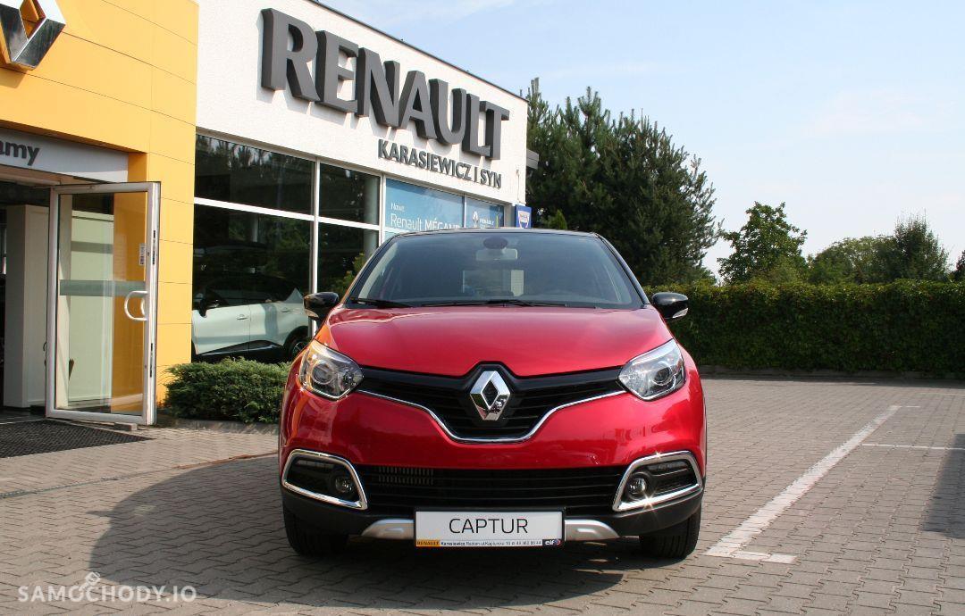 Renault Captur Autoryzowany Salon Sprzeda DEMO !!! RABAT 9700 ZŁ !!! 2
