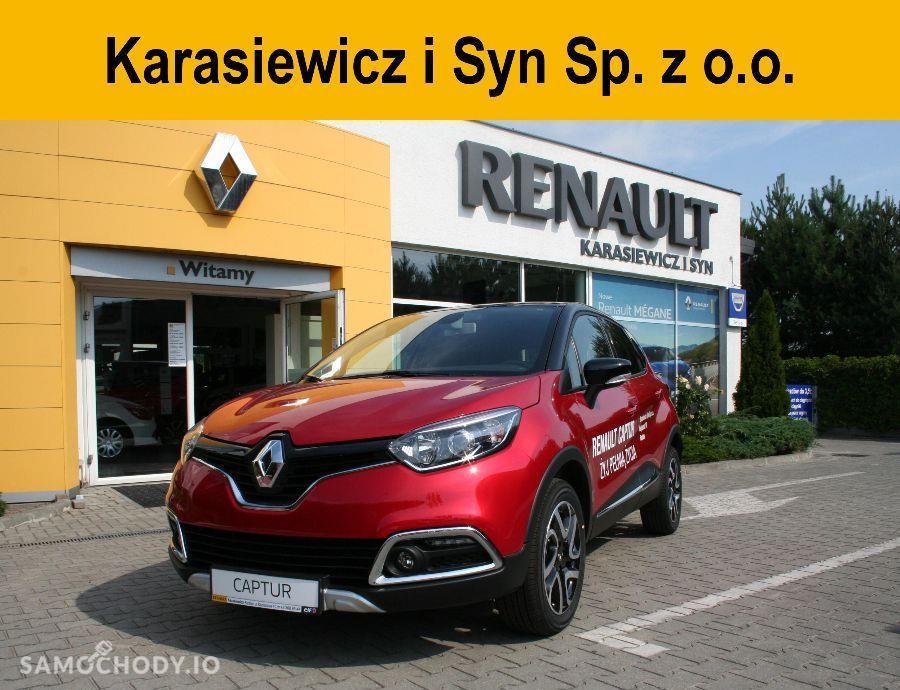 Renault Captur Autoryzowany Salon Sprzeda DEMO !!! RABAT 9700 ZŁ !!! 1