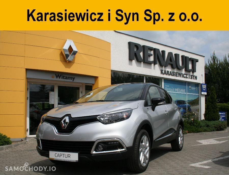 Renault Captur Autoryzowany Salon Sprzeda!!! Auto Od Ręki !!!Ubezpieczenie 1% 1