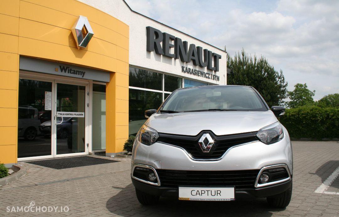 Renault Captur Autoryzowany Salon Sprzeda!!! Auto Od Ręki !!!Ubezpieczenie 1% 2