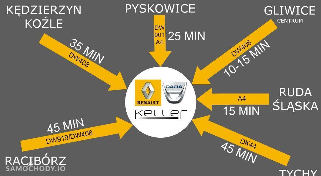 Renault Clio Alize 1.2 75KM FULL OC/AC za 855zł! Oferta dla firm 79