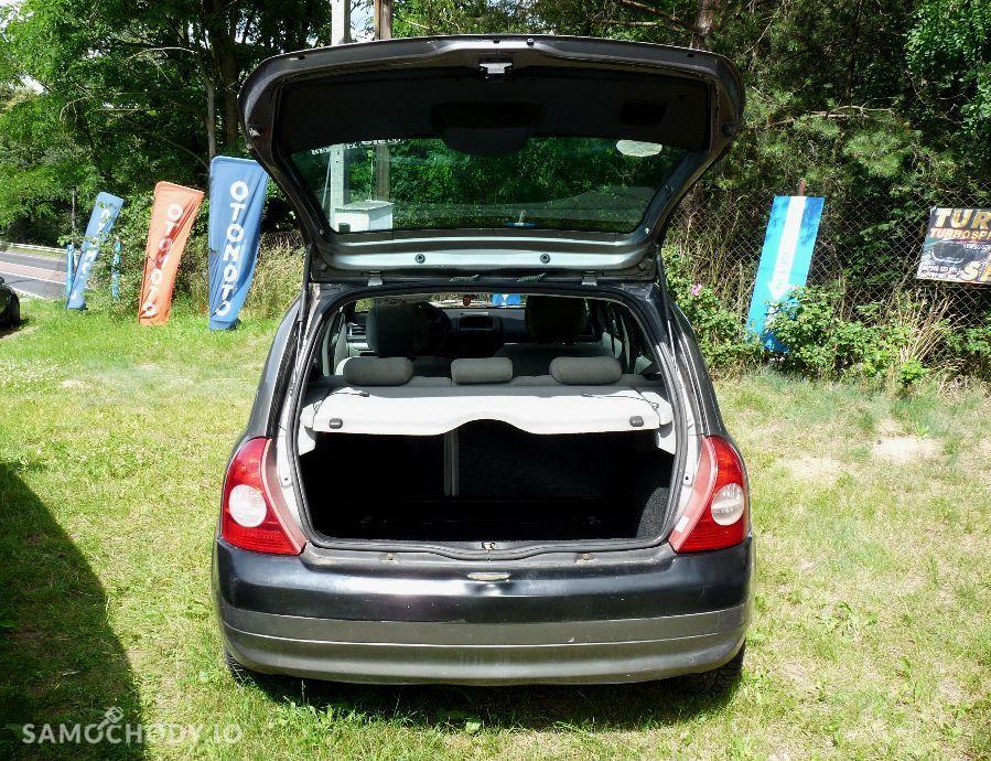 Renault Clio 1.5 DCi Klimatyzacja Alufelgi Piekny Kolor Zamiany 7