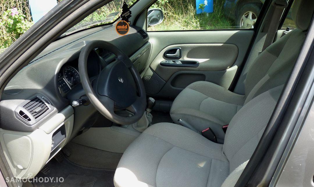 Renault Clio 1.5 DCi Klimatyzacja Alufelgi Piekny Kolor Zamiany 16