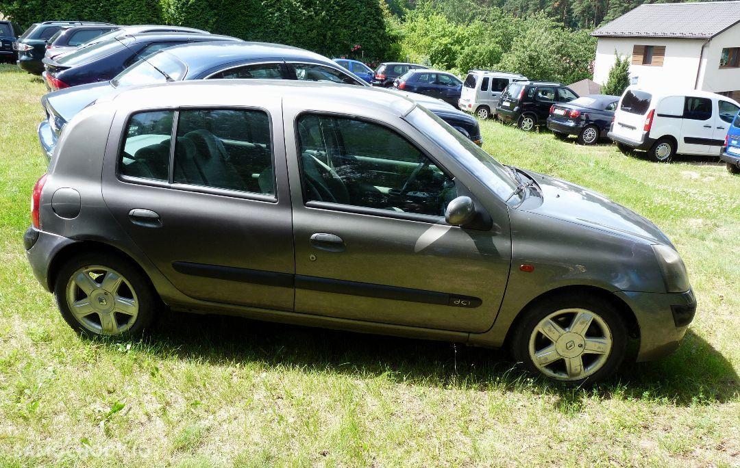 Renault Clio 1.5 DCi Klimatyzacja Alufelgi Piekny Kolor Zamiany 1