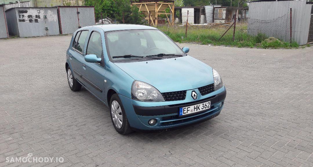 Renault Clio 1.2 16v Klima Elektryka Opłacony 5 d 2004 16