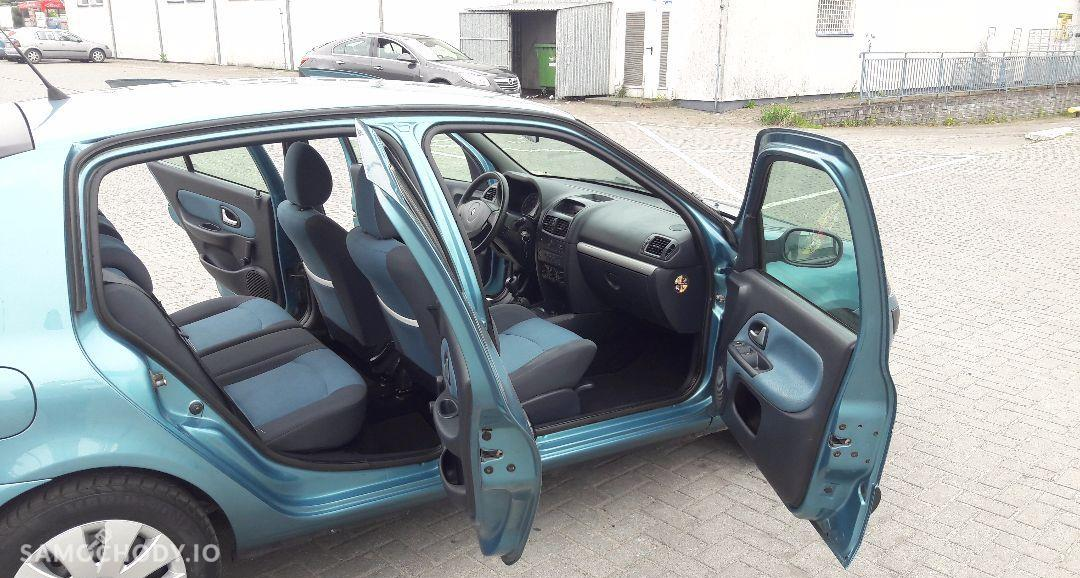 Renault Clio 1.2 16v Klima Elektryka Opłacony 5 d 2004 79