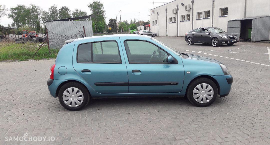 Renault Clio 1.2 16v Klima Elektryka Opłacony 5 d 2004 11