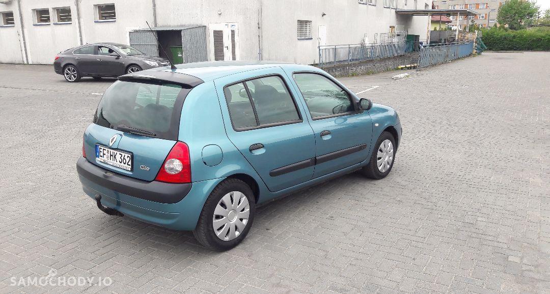 Renault Clio 1.2 16v Klima Elektryka Opłacony 5 d 2004 7