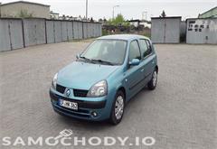 renault clio Renault Clio 1.2 16v Klima Elektryka Opłacony 5 d 2004