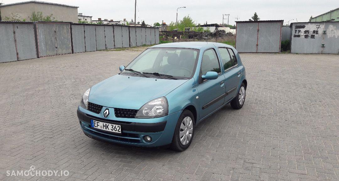 Renault Clio 1.2 16v Klima Elektryka Opłacony 5 d 2004 1