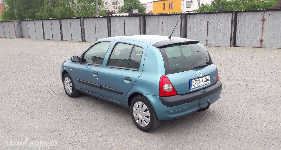 Renault Clio 1.2 16v Klima Elektryka Opłacony 5 d 2004 4