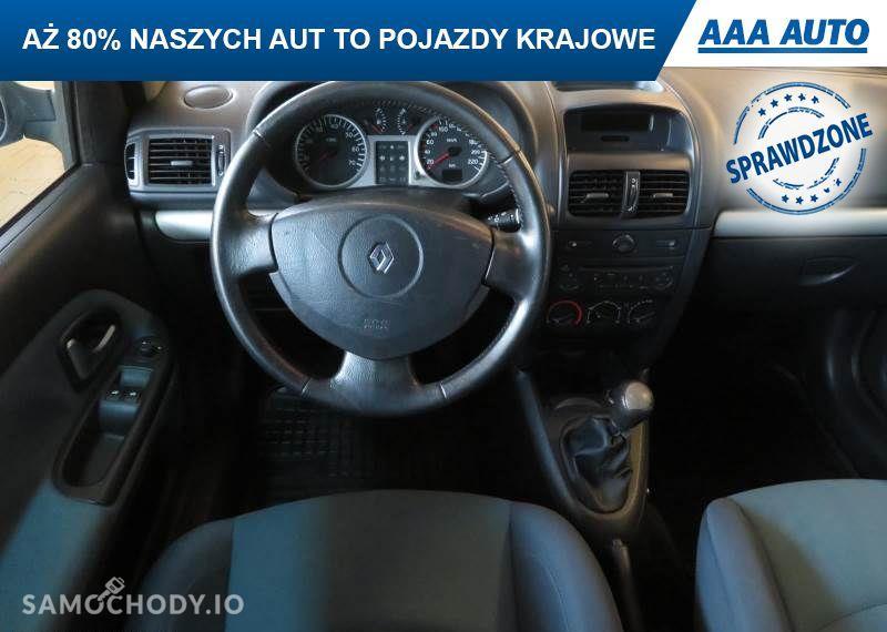 Renault Clio 1.4 16V , Salon Polska, Serwis ASO,ALU, wspomaganie Kierownicy 37