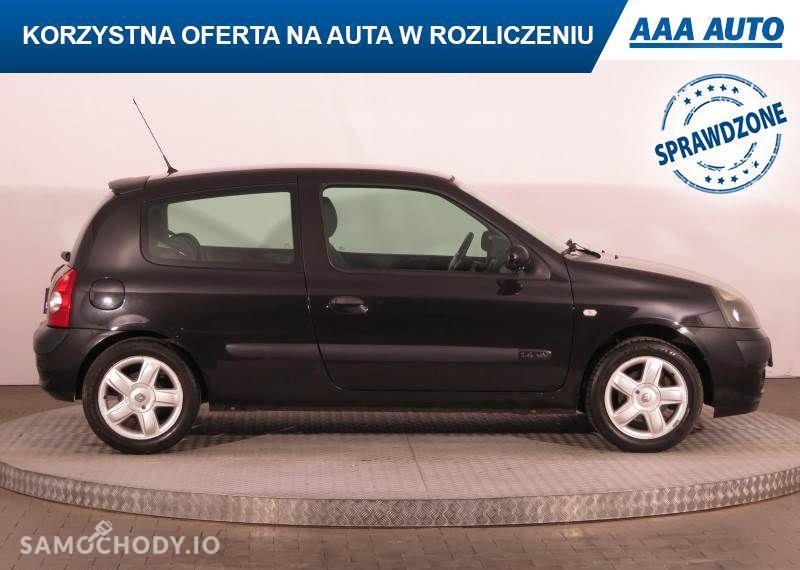 Renault Clio 1.4 16V , Salon Polska, Serwis ASO,ALU, wspomaganie Kierownicy 29