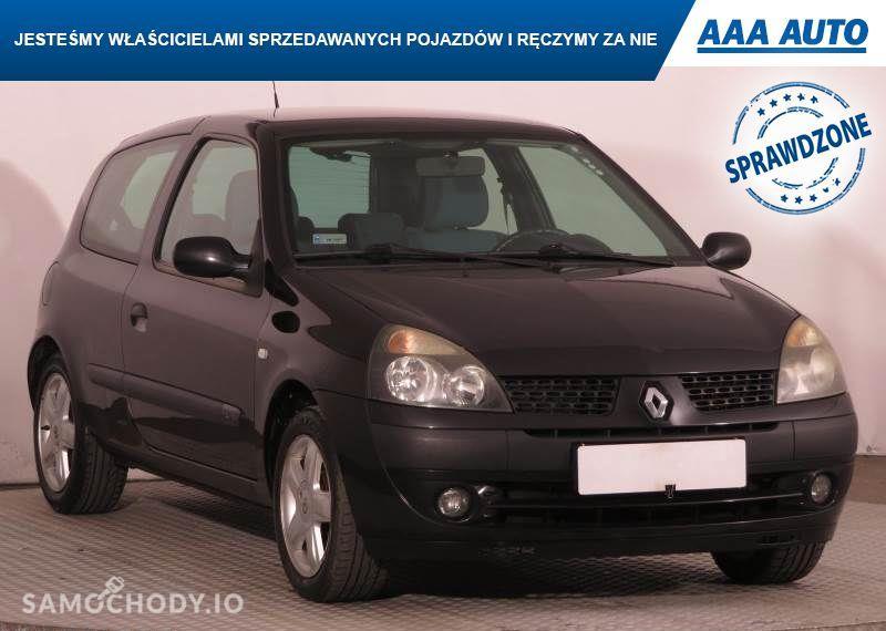 Renault Clio 1.4 16V , Salon Polska, Serwis ASO,ALU, wspomaganie Kierownicy 1