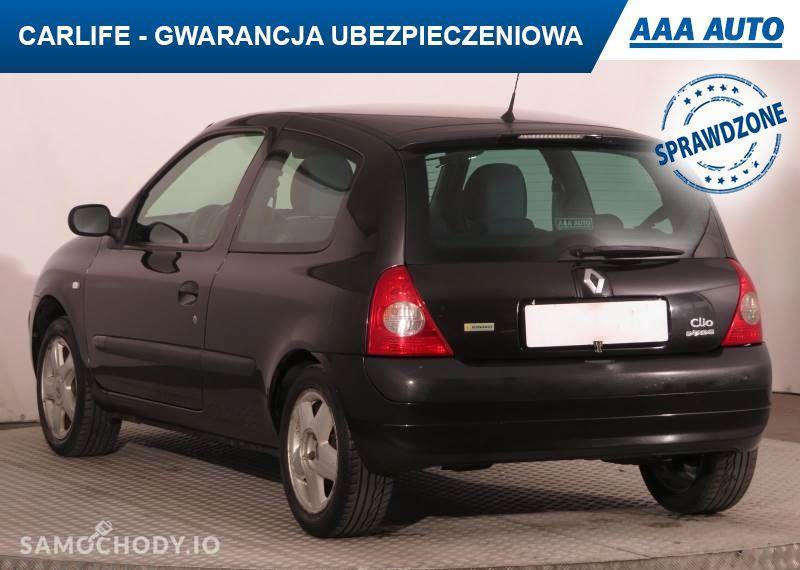 Renault Clio 1.4 16V , Salon Polska, Serwis ASO,ALU, wspomaganie Kierownicy 11