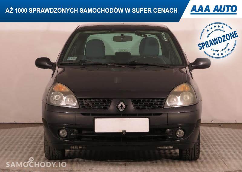 Renault Clio 1.4 16V , Salon Polska, Serwis ASO,ALU, wspomaganie Kierownicy 2