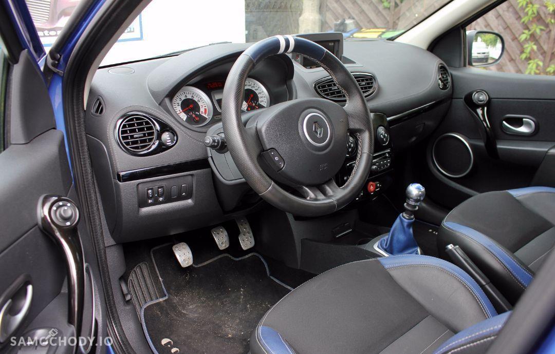 Renault Clio 1.6 Benzyna Gordini Navi PółSkóry PDC Tempomat Alu Klimatronic 11