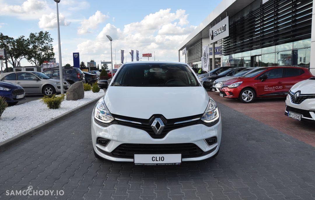 Renault Clio Limited Energy TCe 90 KM, Full LED + OC/AC za 2%, 2017r. 1