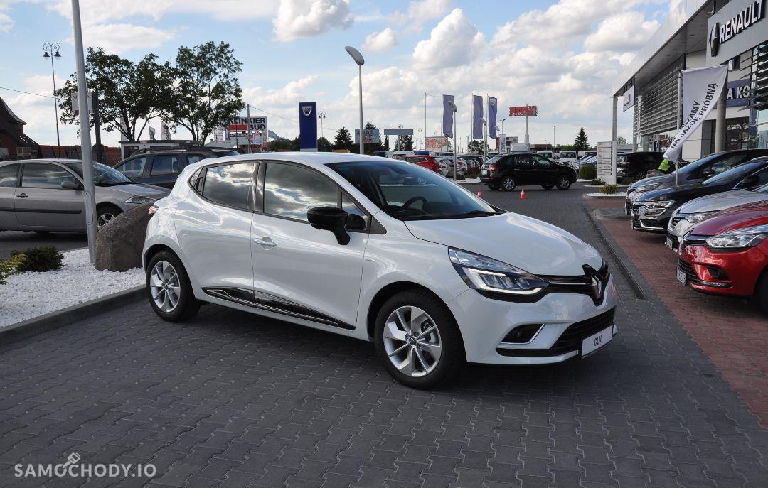 Renault Clio Limited Energy TCe 90 KM, Full LED + OC/AC za 2%, 2017r. 4
