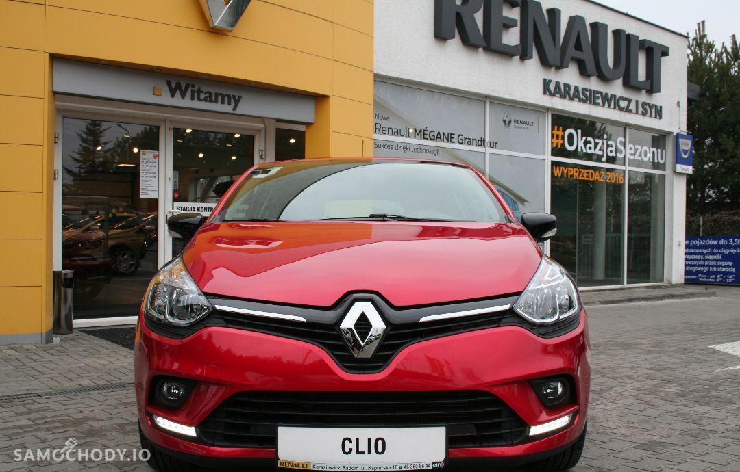 Renault Clio Autoryzowany Salon Sprzeda DEMO!!!RABAT 7800 ZŁ!!! 2
