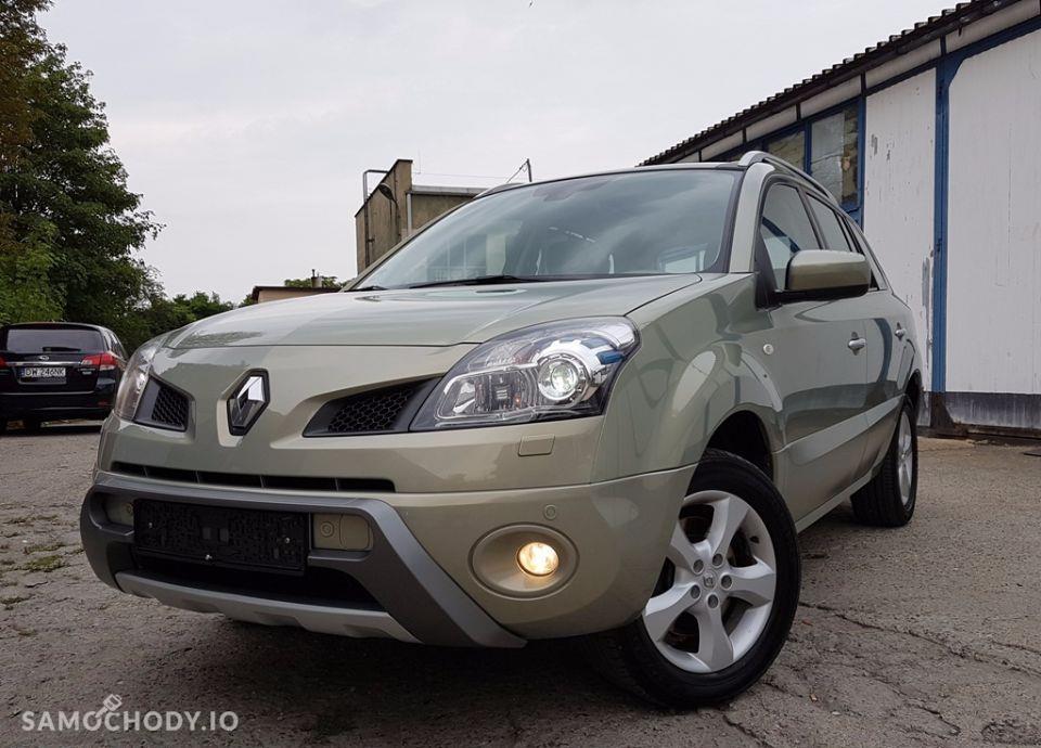 Renault Koleos Auto z Pisemną Gwarancją Wersja Night end Day 2,0 DCI 173PS 4X4 2