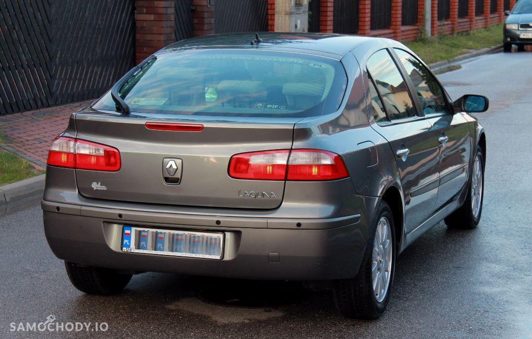 Renault Laguna Salon PL 2WŁ 2.0T turbo Privilege 163KM! 6bieg! Bardzo Ładna! Zadbana! 37