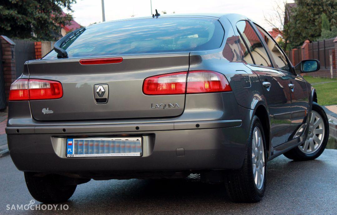 Renault Laguna Salon PL 2WŁ 2.0T turbo Privilege 163KM! 6bieg! Bardzo Ładna! Zadbana! 2