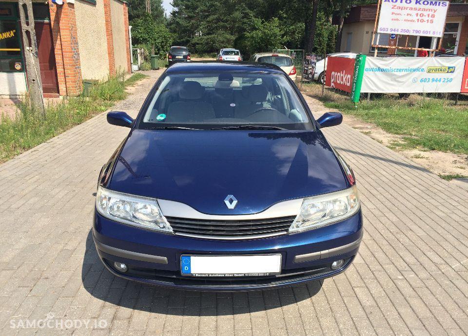 Renault Laguna 1.6 benzyna 108KM Klimatyzacja automatyczna Alufelgi 4x el. szyby 29