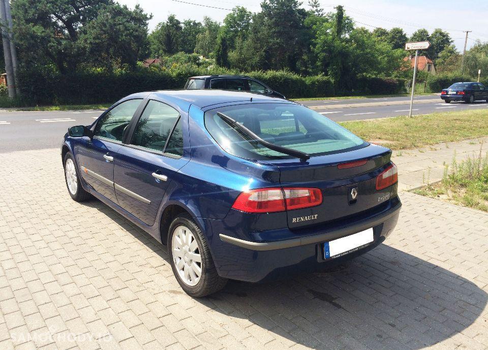Renault Laguna 1.6 benzyna 108KM Klimatyzacja automatyczna Alufelgi 4x el. szyby 11