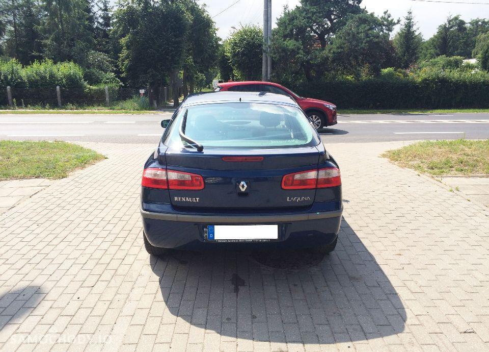 Renault Laguna 1.6 benzyna 108KM Klimatyzacja automatyczna Alufelgi 4x el. szyby 7