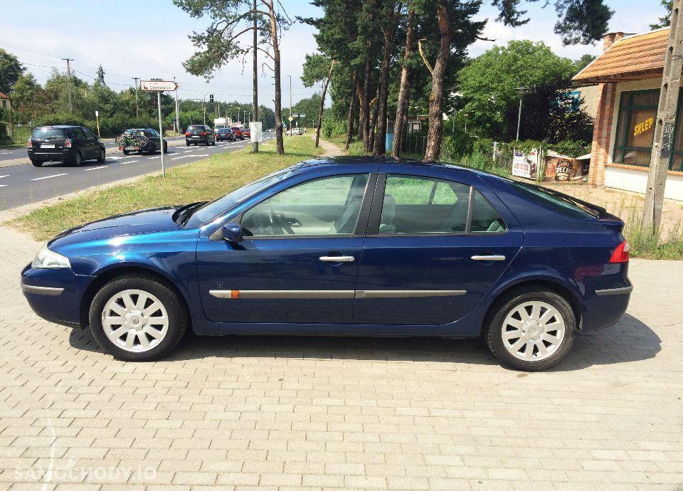 Renault Laguna 1.6 benzyna 108KM Klimatyzacja automatyczna Alufelgi 4x el. szyby 16