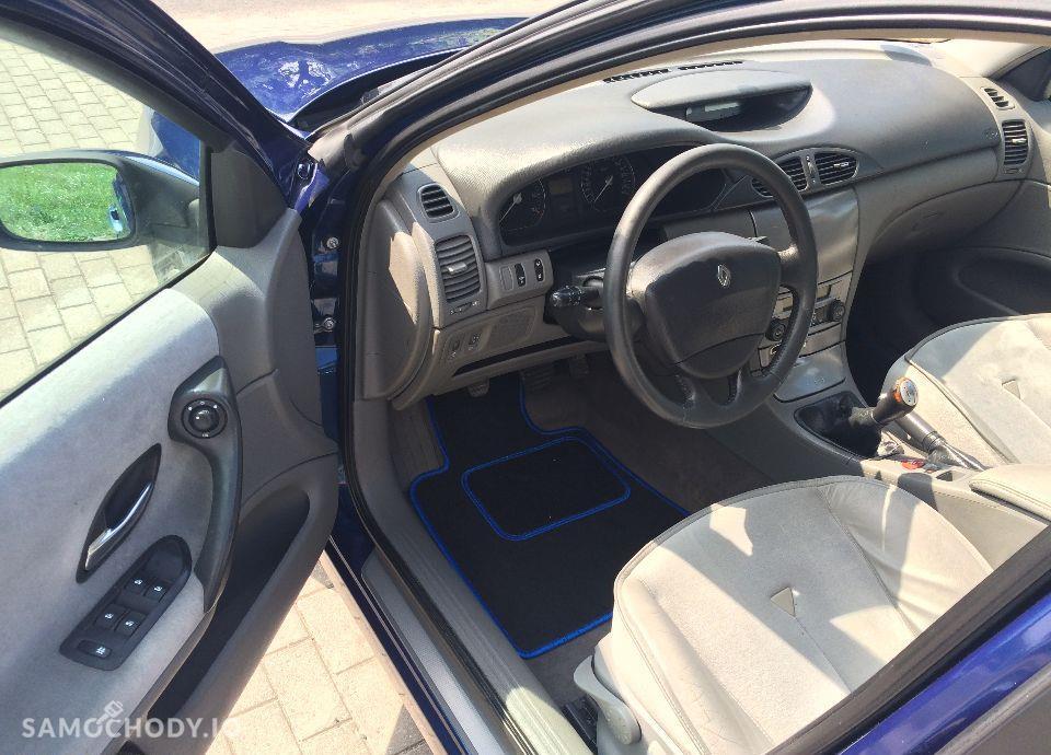 Renault Laguna 1.6 benzyna 108KM Klimatyzacja automatyczna Alufelgi 4x el. szyby 37