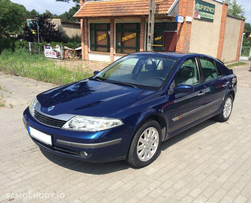 Renault Laguna 1.6 benzyna 108KM Klimatyzacja automatyczna Alufelgi 4x el. szyby 22