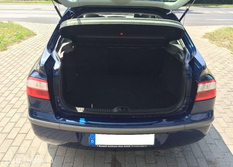 Renault Laguna 1.6 benzyna 108KM Klimatyzacja automatyczna Alufelgi 4x el. szyby 67