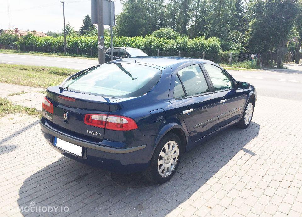 Renault Laguna 1.6 benzyna 108KM Klimatyzacja automatyczna Alufelgi 4x el. szyby 4