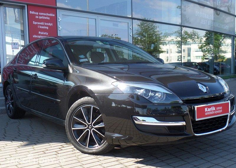 Renault Laguna Dealer Karlik Poznań 2.0 dCi Black Edition Navi Salon PL Fvat 23% 22