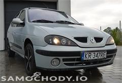 renault z województwa małopolskie Renault Megane Renault Megane 1,9dci / 104KM / 2001 (wersja po lifcie).