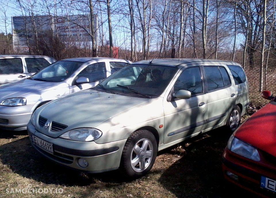 Renault Megane 1.6+Gaz Sekwencja 2002 Rok,zarejestrowany 2