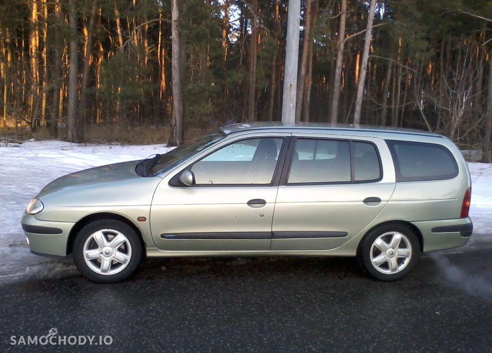 Renault Megane 1.6+Gaz Sekwencja 2002 Rok,zarejestrowany 4