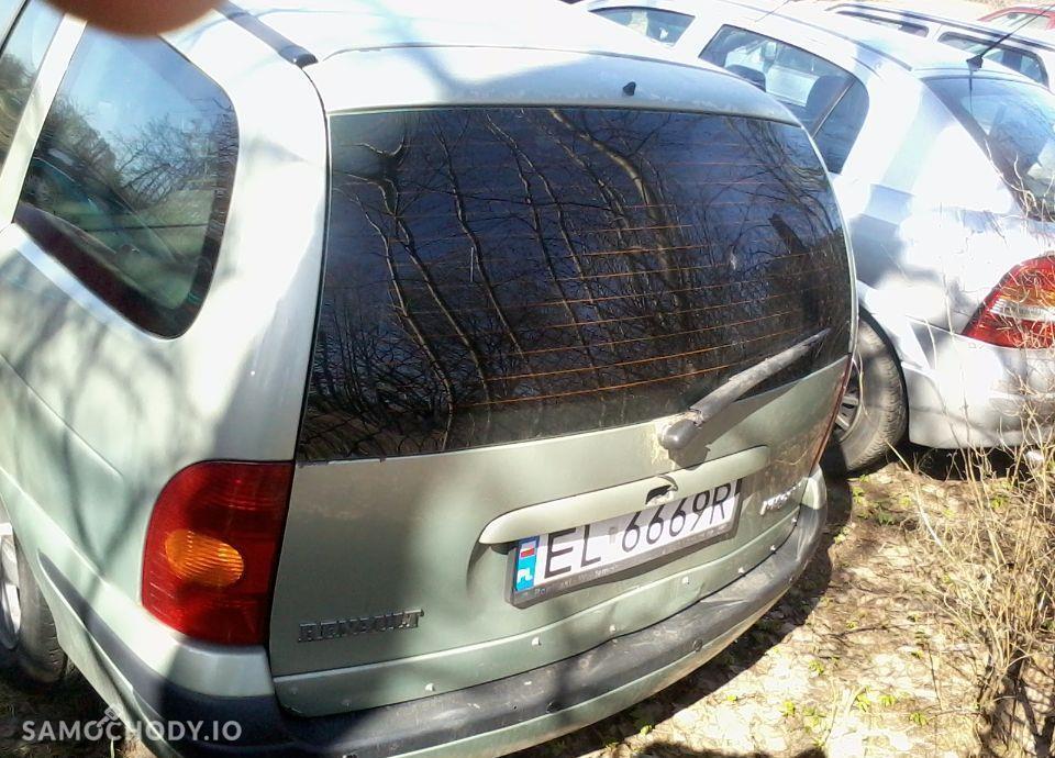 Renault Megane 1.6+Gaz Sekwencja 2002 Rok,zarejestrowany 7