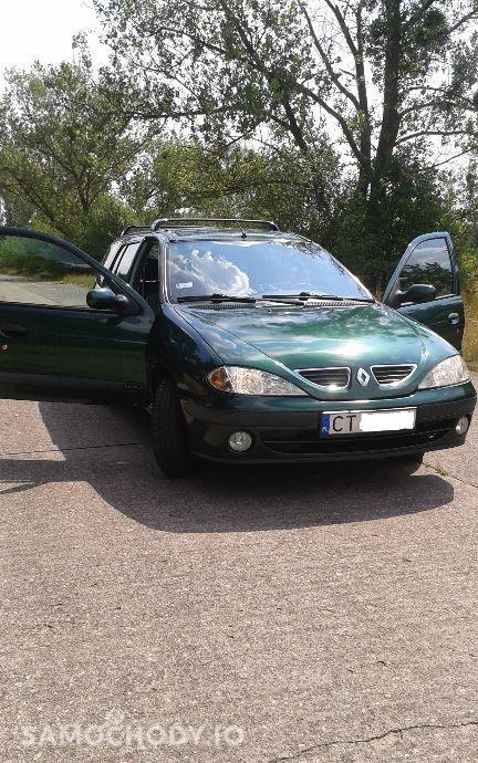 Renault Megane Renault Megane 1,4 16v wersja najbogatsza , bardzo zadbana TANIO!!! 1