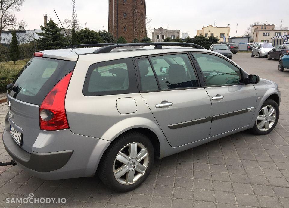 Renault Megane ŚLICZNY Renault Megane 1.9 diesel 120 KM Zarejestrowany klima Hak 7