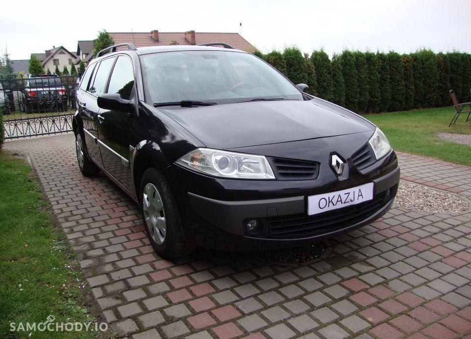 Renault Megane Cena zawiera opłaty, Dobry kredyt, Bezpośredni importer, Diesel 2