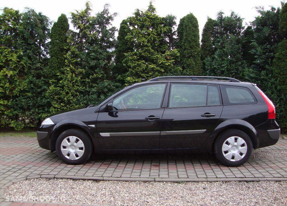 Renault Megane Cena zawiera opłaty, Dobry kredyt, Bezpośredni importer, Diesel 7