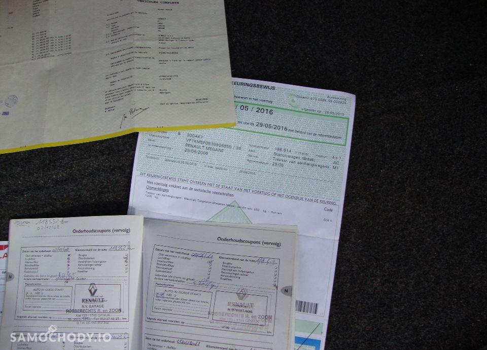 Renault Megane Cena zawiera opłaty, Dobry kredyt, Bezpośredni importer, Diesel 22