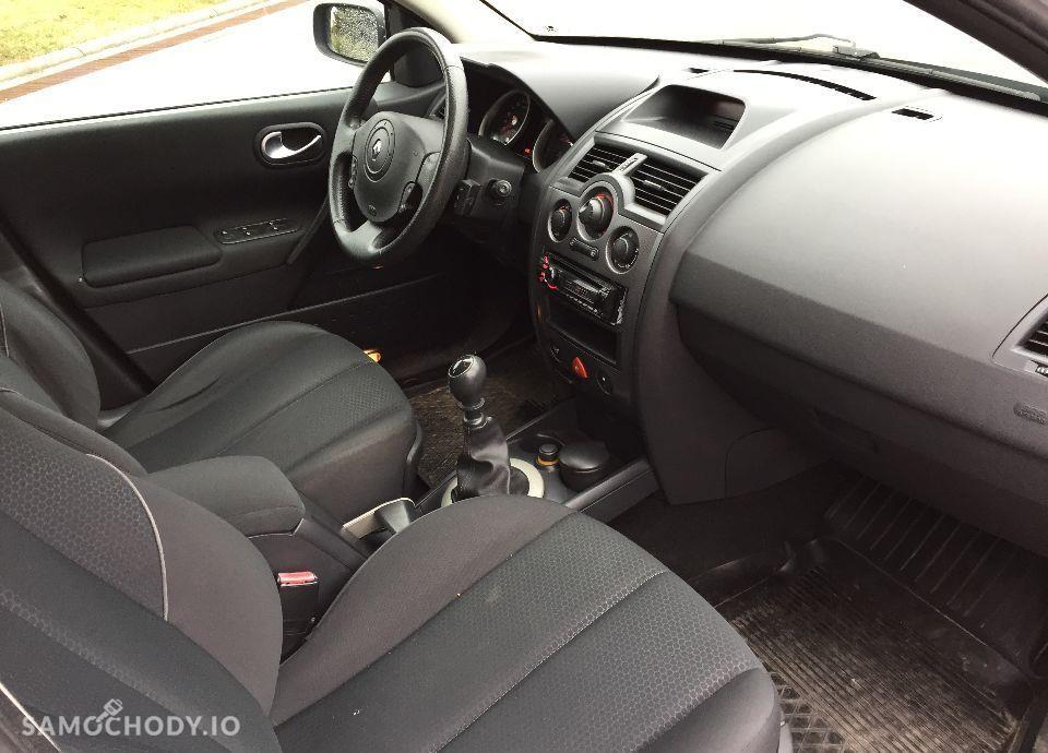 Renault Megane ŚLICZNY Renault Megane 1.9 diesel 120 KM Zarejestrowany klima Hak 37
