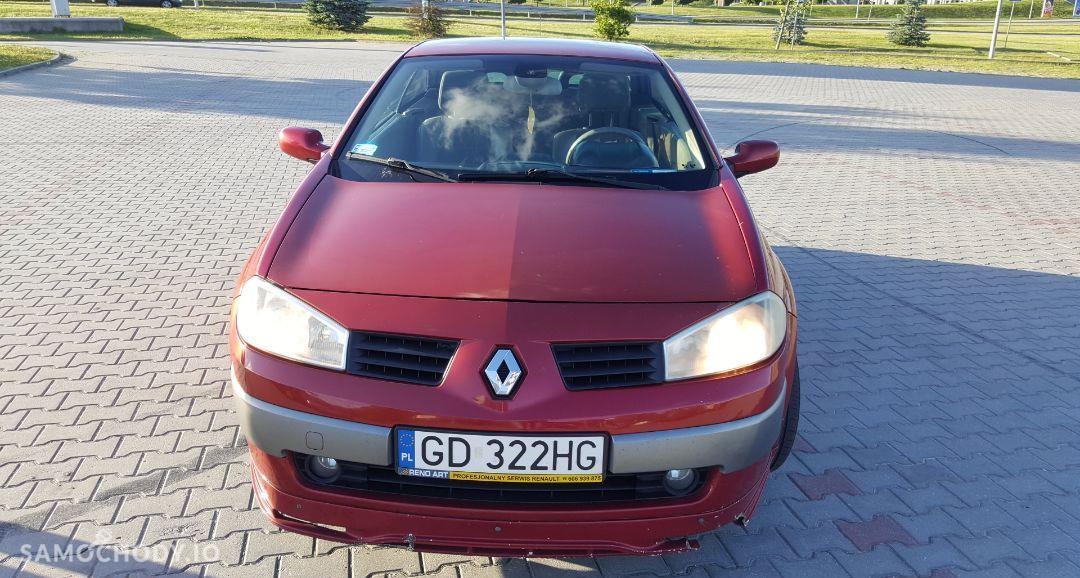 Renault Megane Cabrio 2
