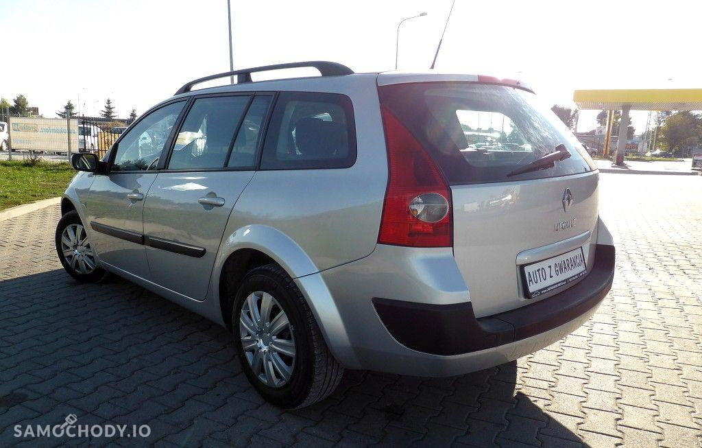 Renault Megane bezwypadek - stan bdb - opłacony - gwarancja 7