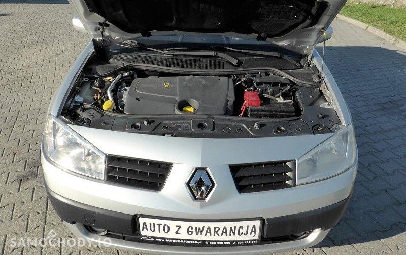 Renault Megane bezwypadek - stan bdb - opłacony - gwarancja 46